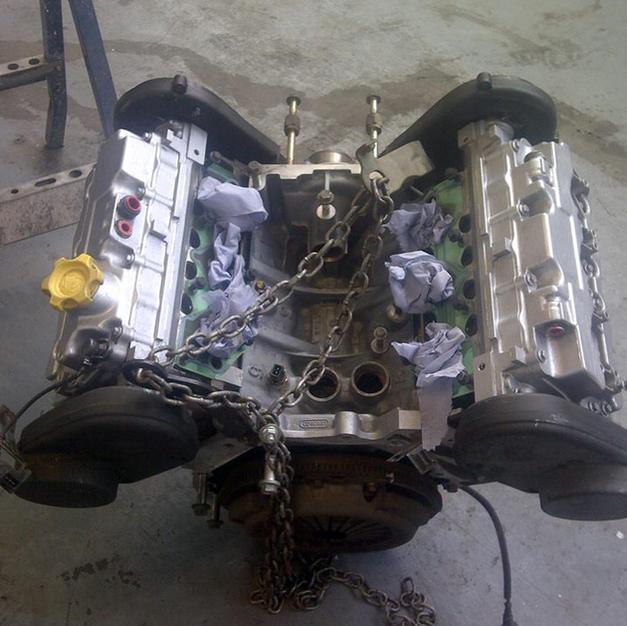 KV6 engine