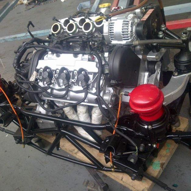 MGF V6 Conversion