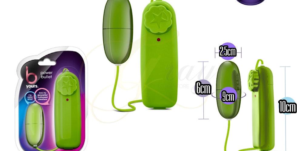 Power Bullet Green