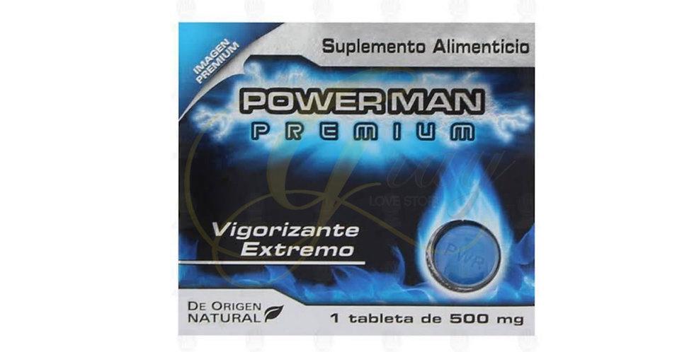 Power Man Single