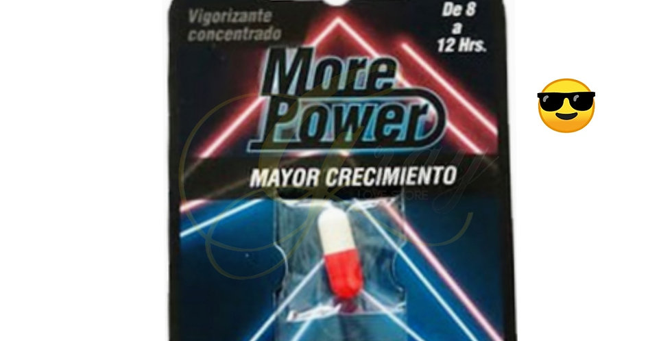 More Power
