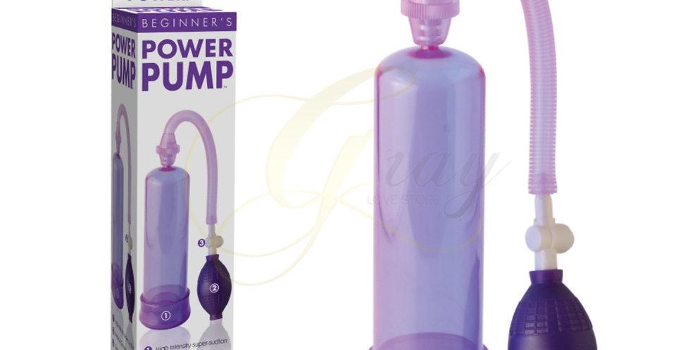 Power Pump Purple