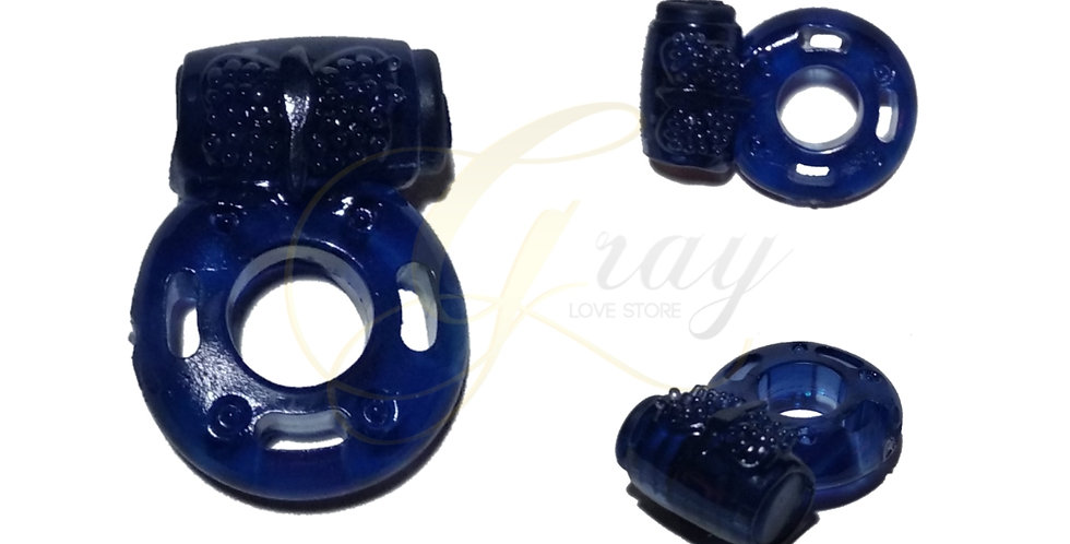 Ring 5 Blue Dark