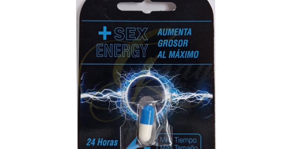 +Sex Energy