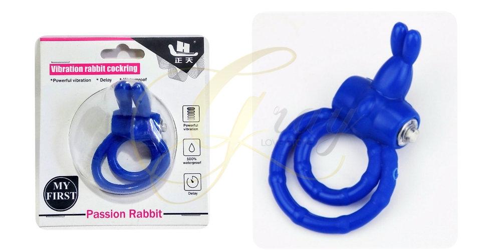 Passion Rabbit Blue
