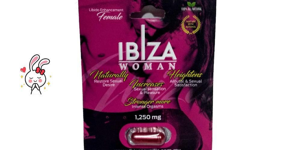 Ibiza Woman