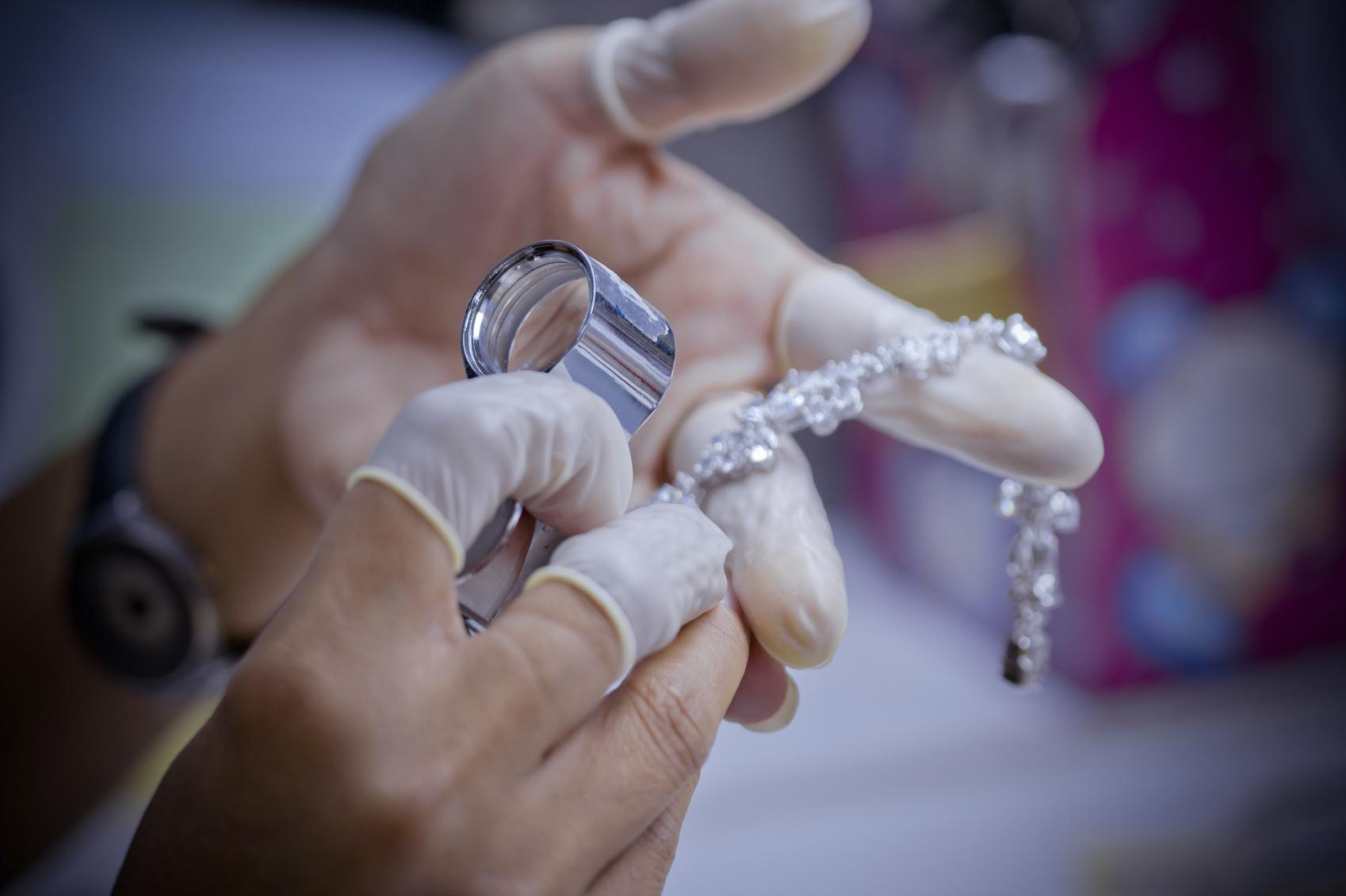 Jewelry Quality Control