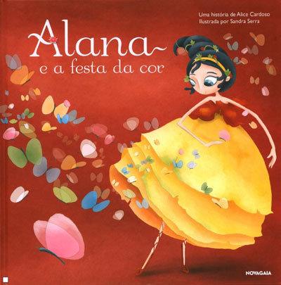 Alana e a Festa da Cor