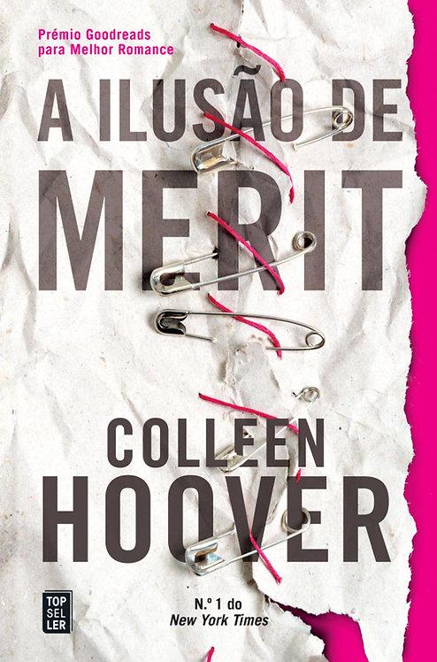 Clube Good Books de fevereiro - A Ilusão de Merit