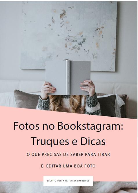 Fotos no Bookstagram - Truques e Dicas