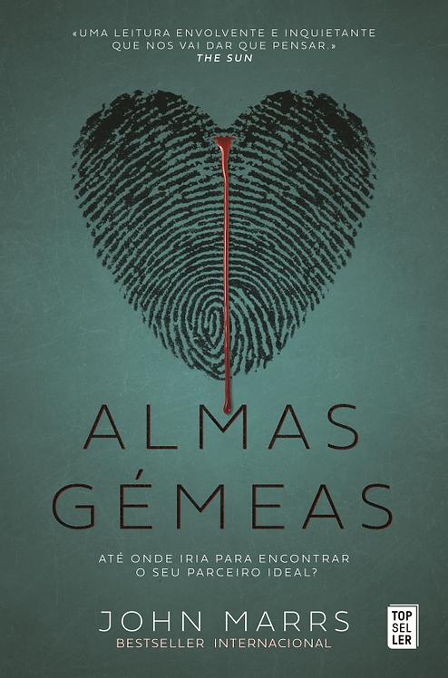 Clube Good Books de março - Almas Gémeas
