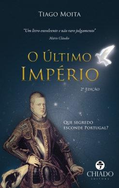 Clube Good Books de outubro - O Último Império