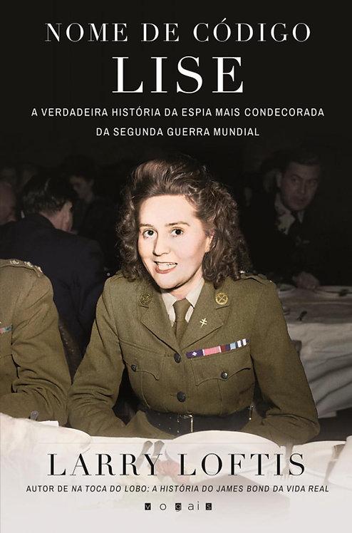 Blind Date with a Book de abril 2020 - Nome de Código: Lise