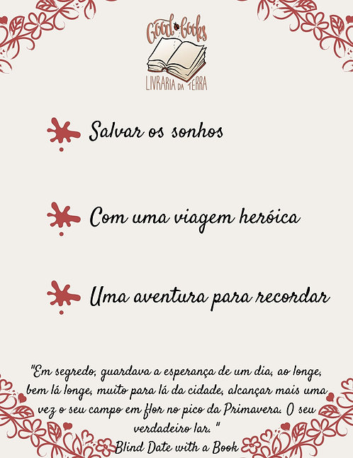 Blind Date with a Book de julho
