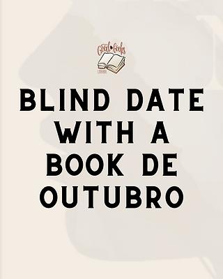 Blind Date with a Book de outubro 2021