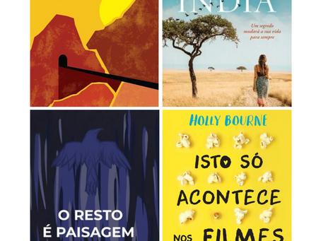 Destaques de agosto: leituras perfeitas para a praia