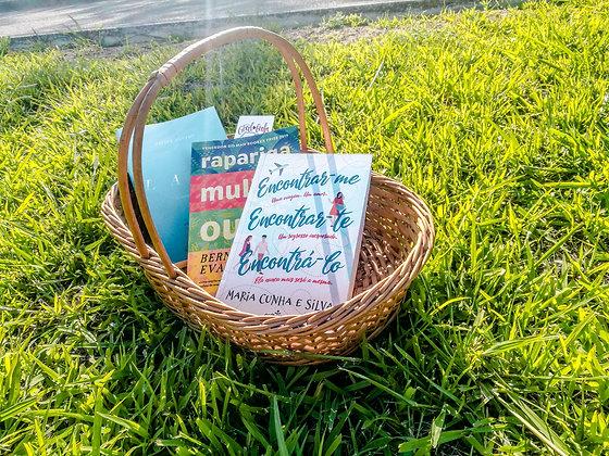 Bundle de setembro - os 3 livros do Clube Good Books