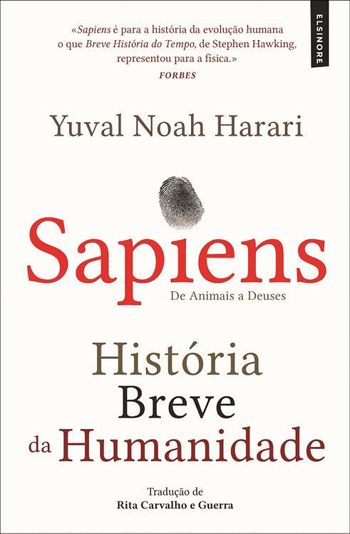 Sapiens: História Breve da Humanidade
