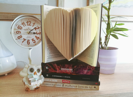 Dar uma nova vida aos livros? Sim, é possível!