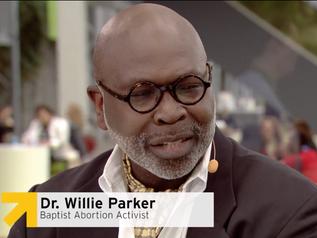 Dr. Willie Parker, Baptist