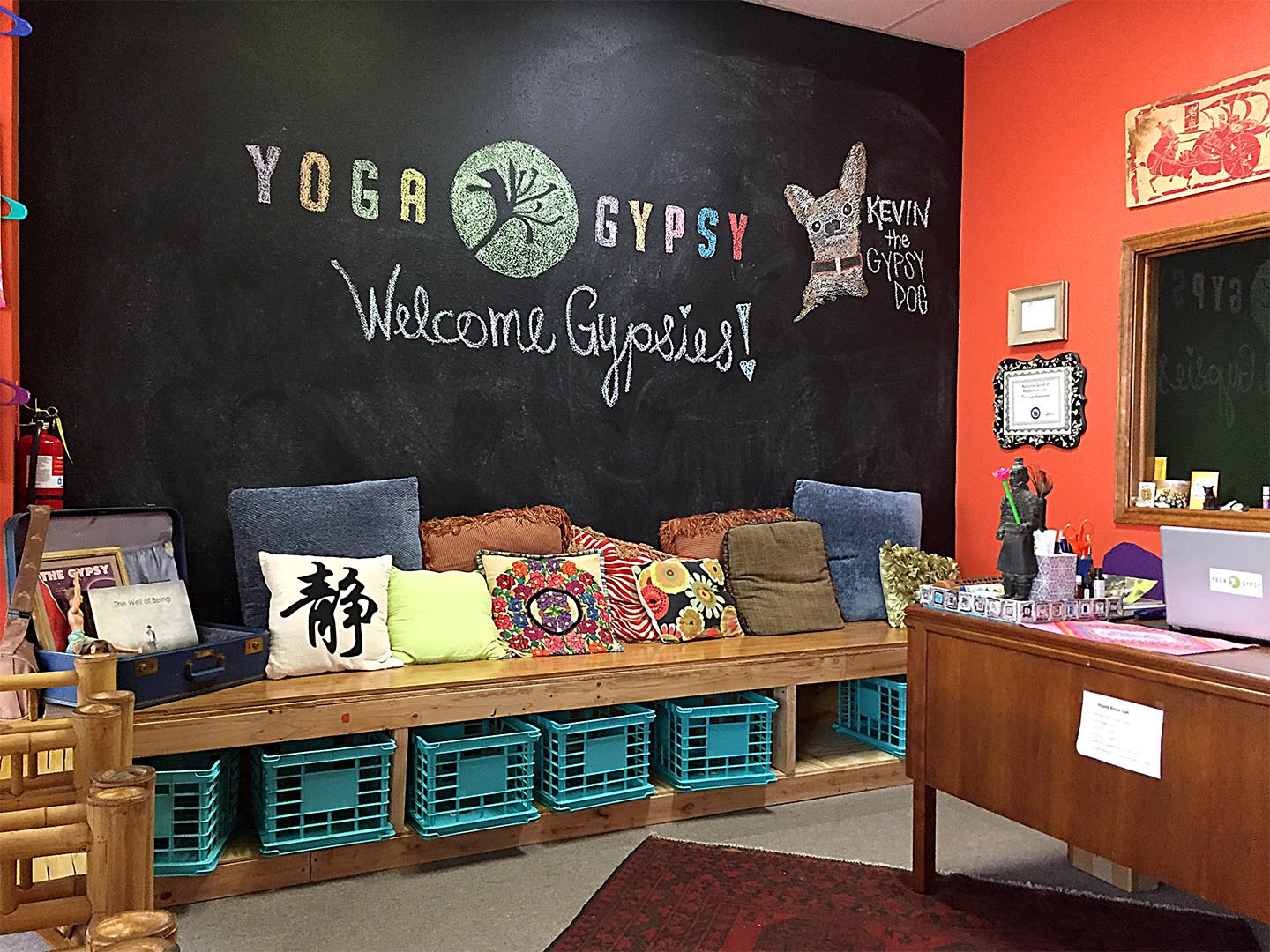 Welcome to Yoga Gypsy!