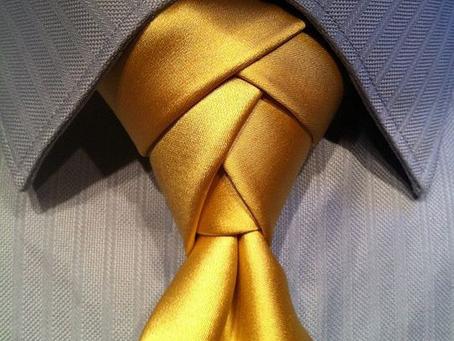 How to tie the Amazing Eldridge Knot