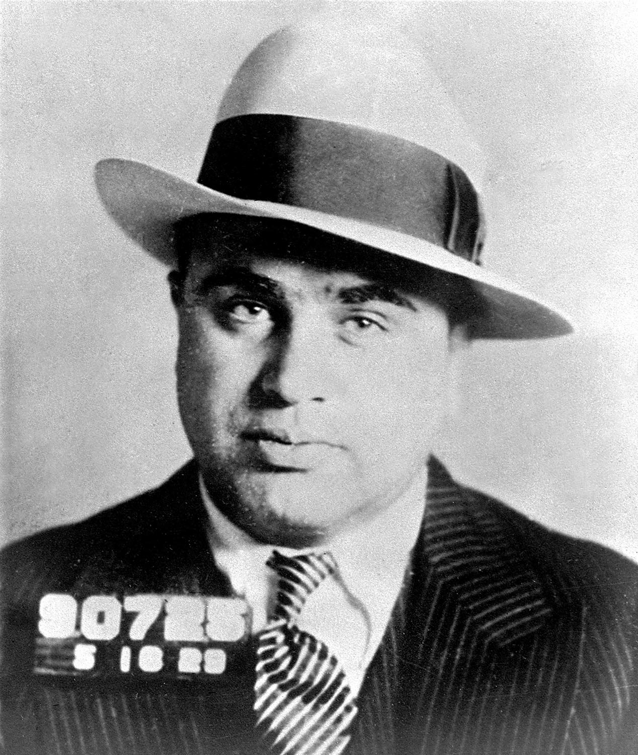 "The Notorious Al ""Scar Face"" Capone"