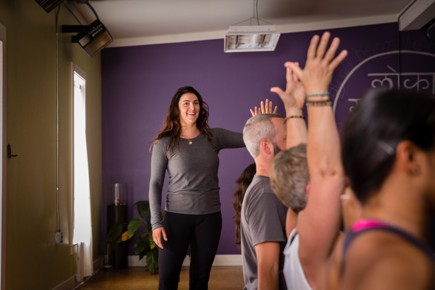 Group Yoga Therapy Sessions