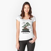 Bonsai Shirt Gifts and More