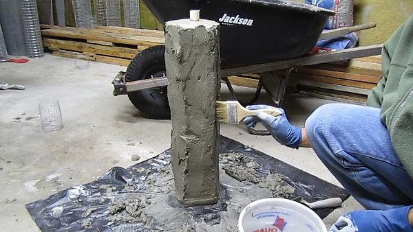 concrete rock texture