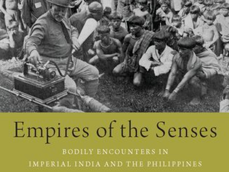 Sensual Empires: Britain and America in India and the Philippines, Book Review of Empire of the Sens
