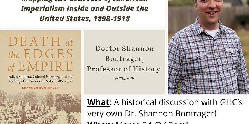 Book Talk with Georgia Highlands College