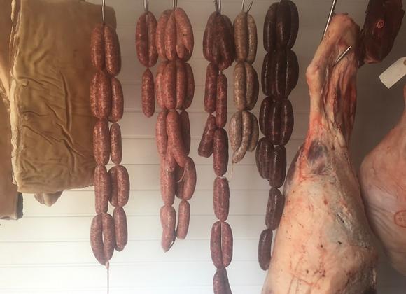 1kg Bramblebee Old Spot Sausages