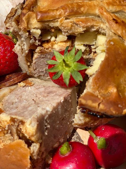 Great Bramblebee Old Spot Ploughman's Pork Pie