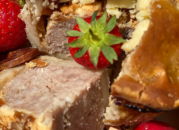 Great Bramblebee Old Spot Ploughman's Pork Pie