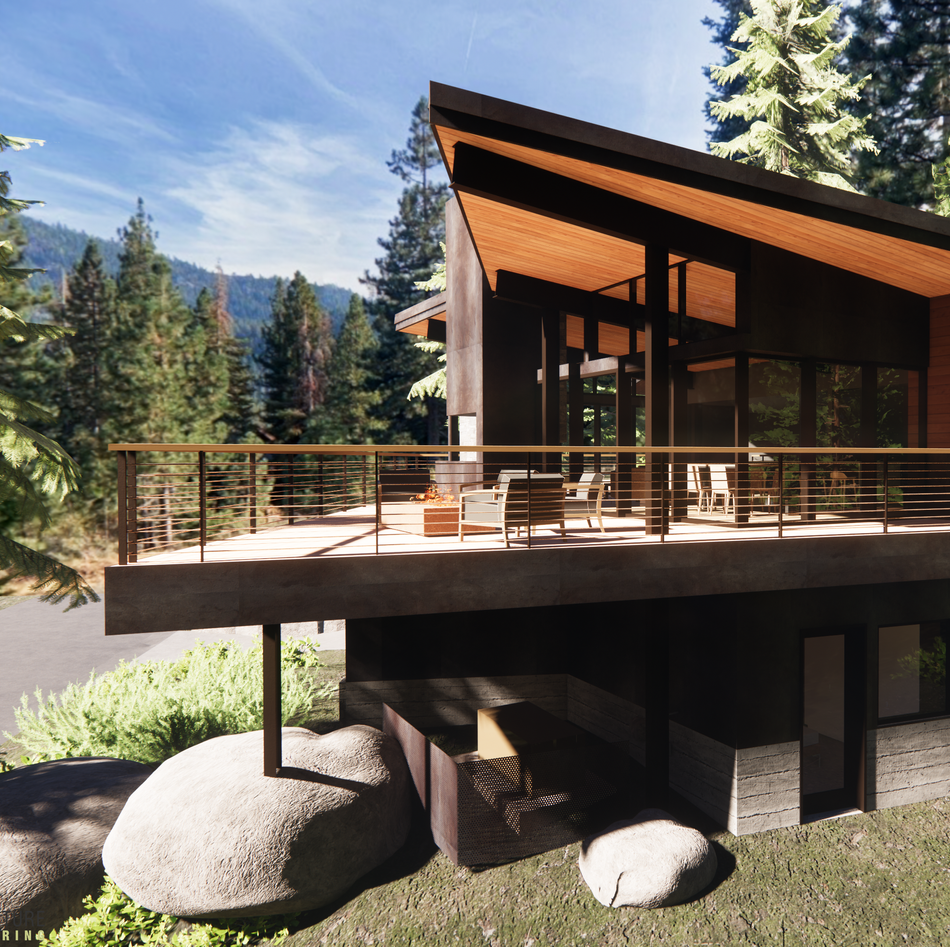 Wolf Estates Residence