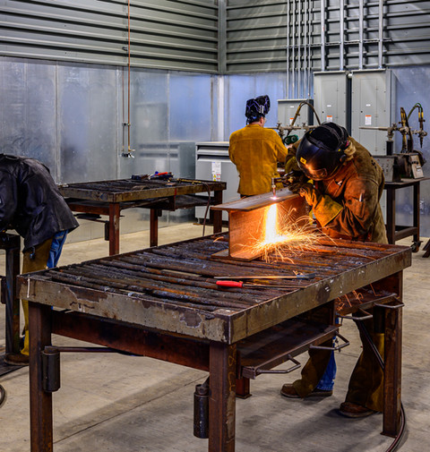 Butte College Welding Facility