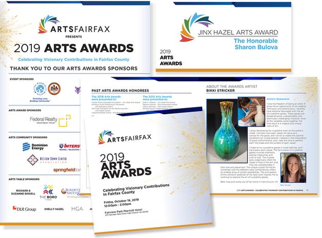 ArtsFairfax Arts Awards