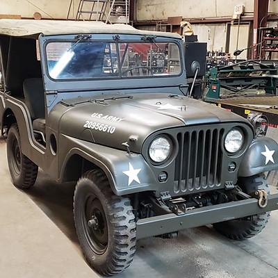 M38A1 Jeep