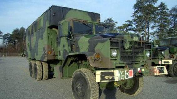 M934 Expandable Van