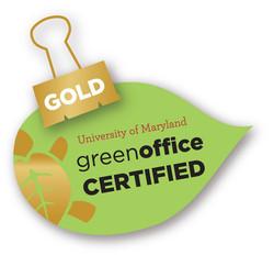 Green Office Gold Cert Logo