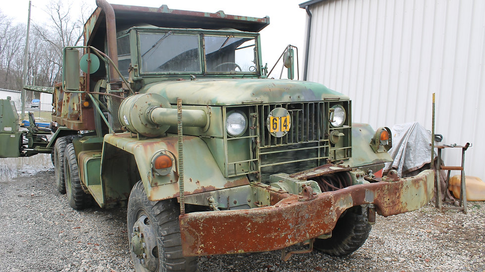M51A2 Dumptruck