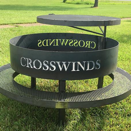 Crosswinds Custom Grill