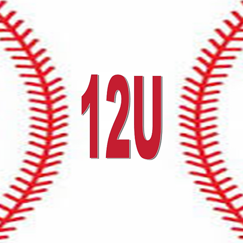 12U Baseball League