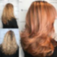 Seham Mayne Rossano Ferretti Beauty Salon Dubai