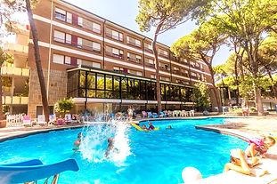 Hotel La Meridiana Marina Romea Ravenna