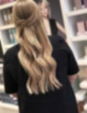 Katie Hairdresser Salon Ink Dubai