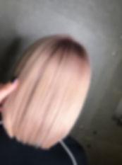 Alison Hairdresser Headkase Salon Dubai