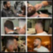 Izaak Barber Shop Abu Dhabi