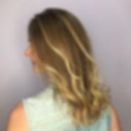 Julie Hairdresser Rossano Ferretti Salon Dubai